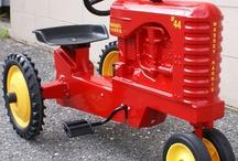 Toy machinery
