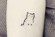 little tats / Ideas para tatuajes pequeños