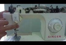 maquina de custura mecanica