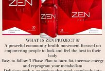 Zen Journey with Marsha / Information on Jeunesse's Zen Bodi Project 8 system. Sharing journeys of mine and others.