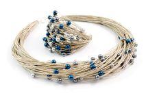 šňůrkove šperky