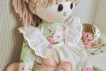 Rag doll patterns