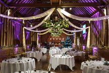 Barn Weddings and Events / Some examples of our work #Weddinglighting #Fairylighting #Festoonlighting #Barnweddings #buckinghamshire #berkshire #swags