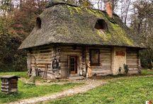 Dom najstarszy na Lubelszczyźnie,wiekski