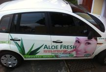Aloe Fresh / Natural formulations for healthy teeth and gums. Choose to be Natural.