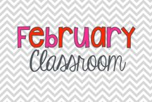 February Classroom / by LaKeta Siler Ille