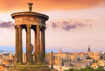 Scotland - Edinburgh - Europe Travel Blog