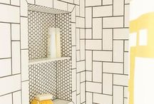 Small Shower / Bathroom Details