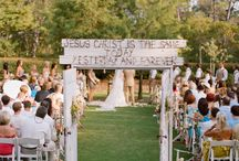wedding ideas / by Nicole Brackett