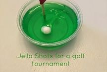 golf tourny ideas