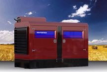 Mid Range Generator sets / 40 Kva up to 100 Kva Silent Generators