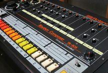 Classic Roland Drum Machine