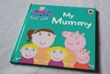 Mummy Pig / Our personalised Peppa Pig 'My Mummy' book stars your child and their Mummy in the story and personalised illustrations, including customised hairstyles and features - You can even add a sibling!