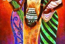 más africanas