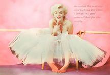 Marilyn ♥ Monroe  / She's just fabulous