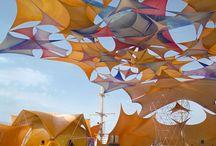 Shade Canopy / Designer Shade Canopies