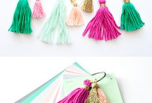 Beauty tassels