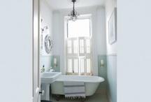 bathrooms / by Jill Rich