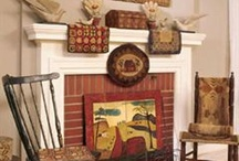Lovely Living Spaces / by Country Sampler Magazine