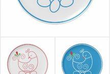 Plates, cups..etc..