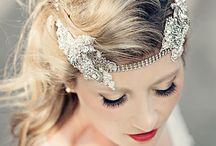 Headpieces / Bridal headpieces#flower