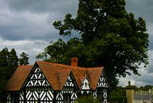 Cottages and thatch roofs