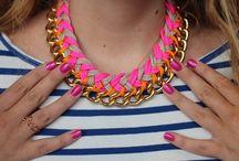 Acessórios em Bordados, Ponto Cruz, Renda, Pérolas... / Accessories in Embroidery, Cross Point, Lace, Pearls ...