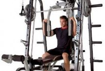 Home Gym Smith Machines / All kinds of home gym exercise equipment.
