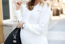 Maternity Office Style