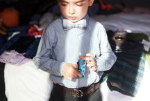 Boys Boys Boys / Mimi Fong Boys Ties You Can Play in All Day