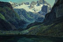 THE MAGIC OF LANDSCAPES / From Waldmüller to Boeckl. Rudolf Leopold, the legendary art collector and founder of the Leopold Museum, esteemed landscape art above all else. His collection features numerous examples from the early 20th century.