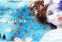 My web.shop covers..by me^^ / www.laanlookmaihome.com by Pimwaradda