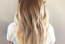 Hair extensions ombre