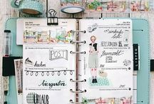 Diary organization