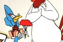 Cartoon characters inspiration