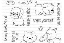 """Картинки """"Кошки и собаки"""""""