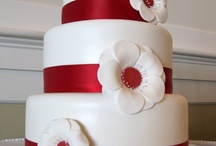 Cakes: Red / by Bonnie Merchant
