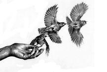 Birds! / My first love