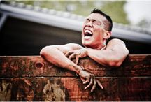 I love Obstacle course races.