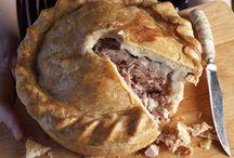 English pies / English pies