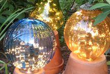 jardim iluminação