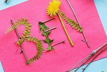 Nature Center craft ideas
