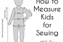 measuring tips for kids sewing
