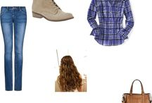 Outfits / by Cailey Bosman