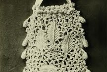 Lace crochet/ Crochet/Knitting / by Ann Kubanda