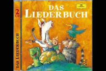 Német gyermekdalok