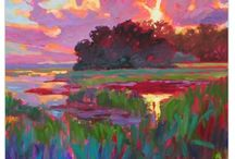 2) Landscape - Betty Anglin Smith