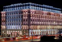 Grande Bretagne Hotel, 5 Stars luxury hotel in Athens City, Offers, Reviews