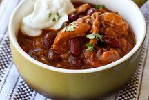 Chili Recipes / by Staci Vann Sullivan