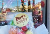 On Tour: Lloyd's of Avalon Confectionery / A sweet addition to our Avalon Tasting & Cultural Walking Tour Family. LLoyd's of Avalon is a tradition on Catalina Island since 1934.